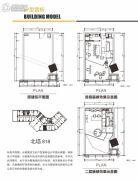 华远・云玺(长沙)0室0厅0卫83平方米户型图
