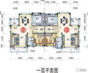 宜昌碧桂园240--244平方米户型图