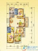 天泽苑0室0厅0卫140平方米户型图