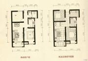 美林・尚东一号0室0厅0卫96平方米户型图