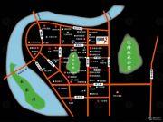 蜜城交通图