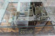 华泽天下 高层3室2厅2卫125平方米户型图