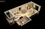 中航城花园4室2厅3卫112平方米户型图