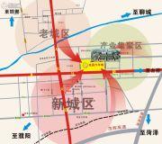范县汽车城交通图