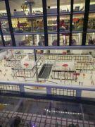 洋县温州商业大厦沙盘图