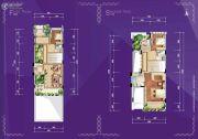 合景天峻3室2厅3卫160平方米户型图