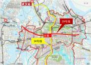奥山光谷世纪城交通图