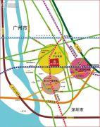 虎门万达广场交通图