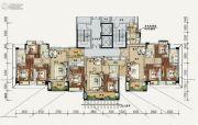 富力南昆山3室2厅2卫0平方米户型图