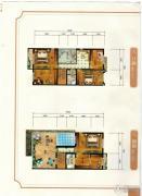 建新梧桐墅0平方米户型图