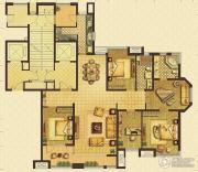 远见4室3厅2卫200平方米户型图