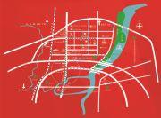彰泰峰誉交通图