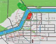 名城广场交通图