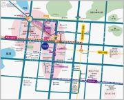 光谷汇景交通图