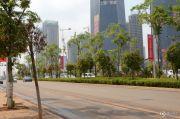 上海东盟商务大厦实景图