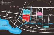 春华国际茗都交通图