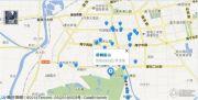 梧桐蓝山交通图