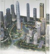 金融城绿地中心效果图
