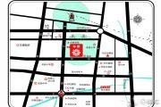 东华百汇国际广场交通图
