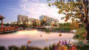盛世尚水城实景图