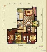 普华华岸0室0厅0卫0平方米户型图