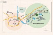 九仰爱琴海交通图