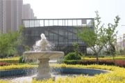 安居东城外景图