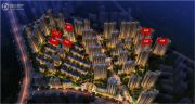 中国铁建・万科翡翠国际规划图