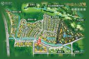 雅居乐御龙山规划图
