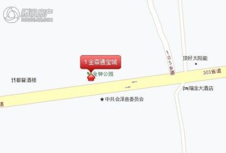 [楼盘地图]