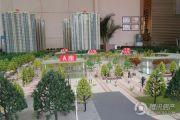 汇中广场沙盘图