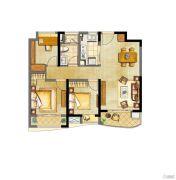 浦东颐景园0室0厅0卫0平方米户型图