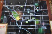 时代悦城交通图