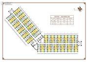 三亚瑞城假日酒店1室1厅1卫0平方米户型图