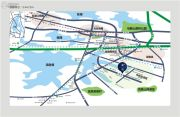 长投绿城�m园交通图