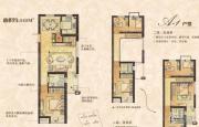 绿墅湾4室2厅1卫0平方米户型图