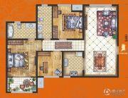 腾业・国王镇4室2厅2卫0平方米户型图