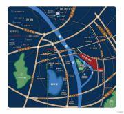 龙湖春江郦城规划图