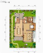 楚天都市沁园0室0厅0卫0平方米户型图