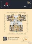 东山合一4室2厅3卫0平方米户型图
