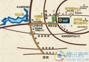 誉景名居交通图