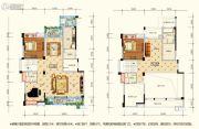 水润东都0室0厅0卫214平方米户型图