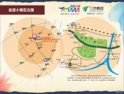 三木武夷观邸交通图
