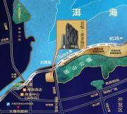 洱海天域交通图