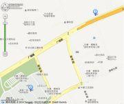 双城际・商务中心交通图