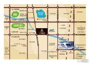 中信凤凰城交通图