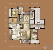 祥生城市之星5室2厅4卫0平方米户型图