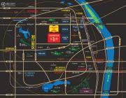 润和长郡府交通图