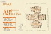 富力悦禧76--98平方米户型图