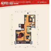 世纪锦城3室2厅2卫0平方米户型图